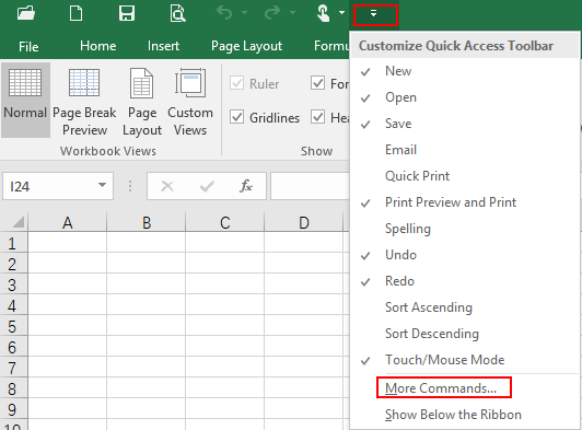 2 Tips of How to Switch Between Multiple Worksheets Quickly in Microsoft Excel