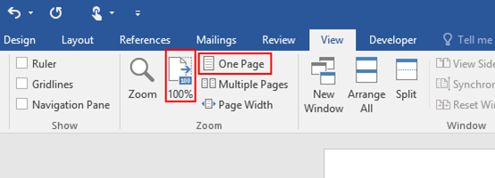 How to View Multiple Pages at Once in Microsoft Word