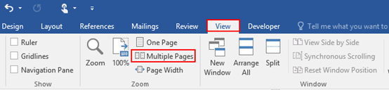 How to Set Page Landscape in Microsoft Word