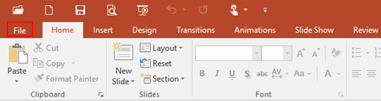 How to Increase the Maximum Number of Undo in Microsoft PowerPoint