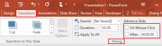 2 Methods on How to Prevent Misoperation in Microsoft PowerPoint