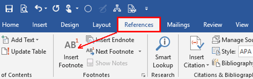 How to Annotate Specific Words or Sentences in MS Word