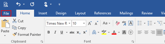 How to Make Microsoft Word Speak or Read to You