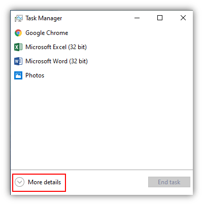 How to Disable or Enable the Startup Programs in Windows 10