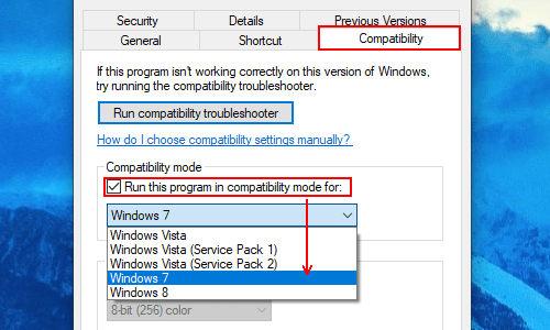 How to Run Windows 10 Programs in Compatibility Mode