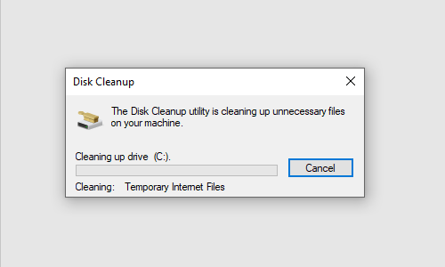 How to Clean the Unnecessary Junk Files on Windows 10