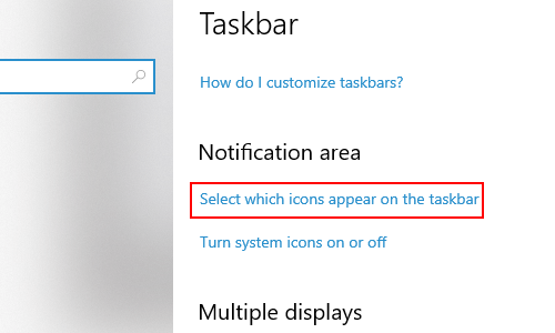 How to Fix Volume Icon Missing from Taskbar in Windows 10