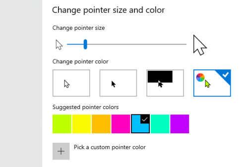 How to Customize Your Mouse Pointer in Windows 10