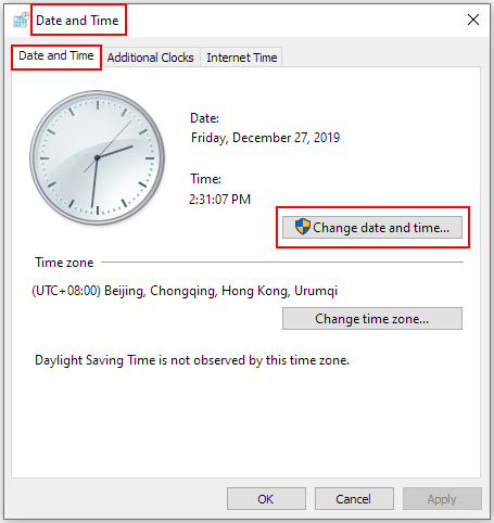 How to Show Day of Week on Windows 10