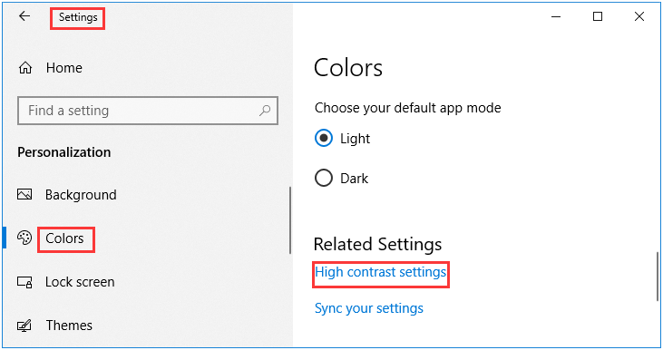 How to Apply Color Filters in Windows 10