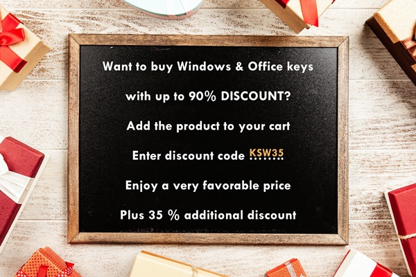 Promo Code - Buy Windows 10 and Office 2019 with up to 90% OFF