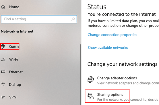 How to Share Files with Others over a LAN in Windows 10