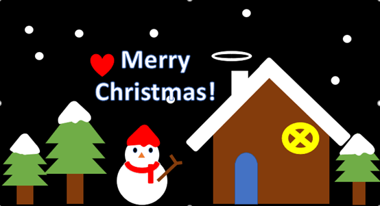 How to Make Christmas Wallpapers in Microsoft PowerPoint?