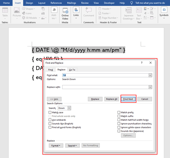 How to Use Field in Microsoft Word?