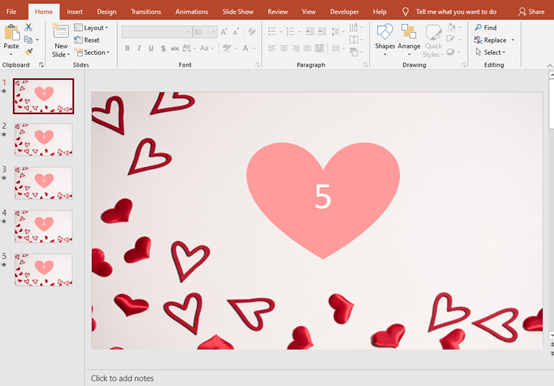 How to Make A Countdown Timer in Microsoft PowerPoint?