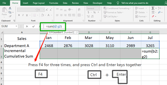Useful Microsoft Excel 2016 Tips