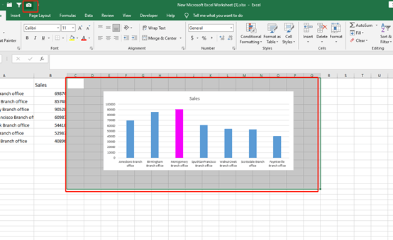 How Do You Rotate A Chart In Excel?