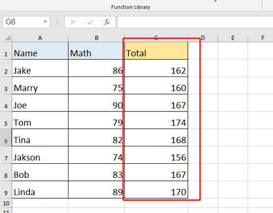 Simple Excel Tutorial--How To Sum Multiple Excel Tables Across Sheet