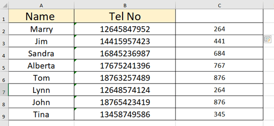 How To Use Ctrl + E In Microsoft Excel?