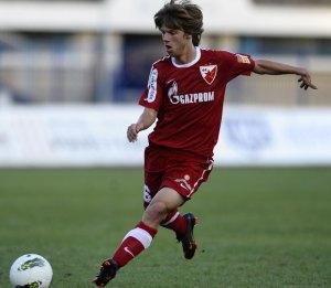 The Serbian teenage talent Filip Jankovic