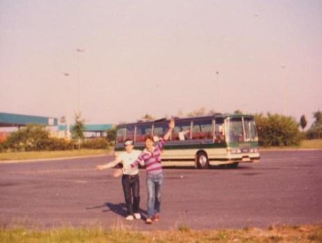 Oh When the Villa - Rotterdam 1982