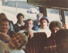 Villa Fans Coach - Rotterdam 1982