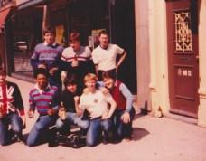 Vintage Villa Clobber Rotterdam 1982