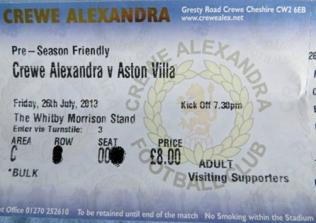 villa away day
