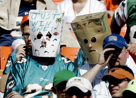 bag heads miami dolphins