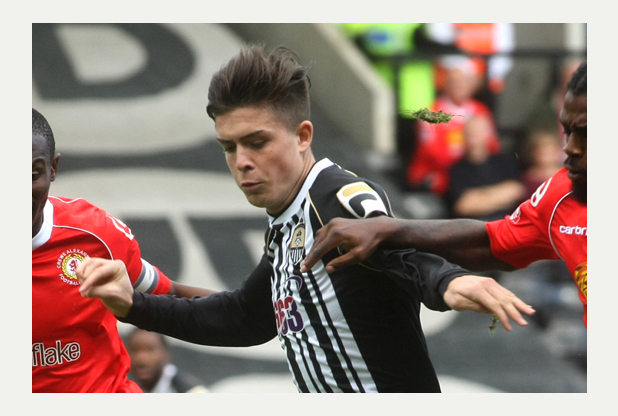 jack grealish notts county loan