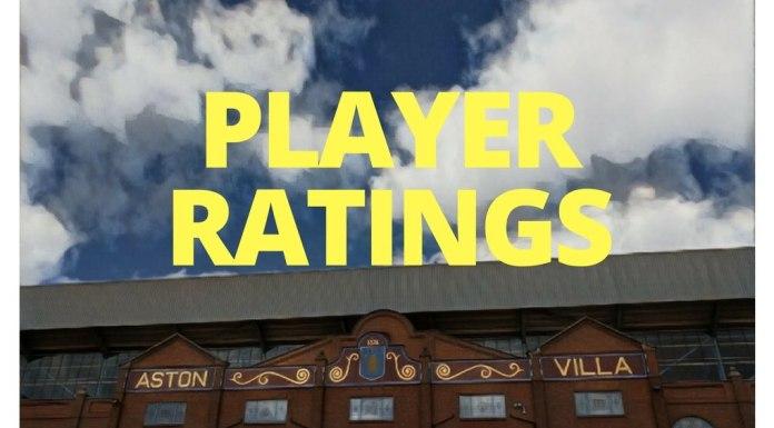 Aston Villa player ratings