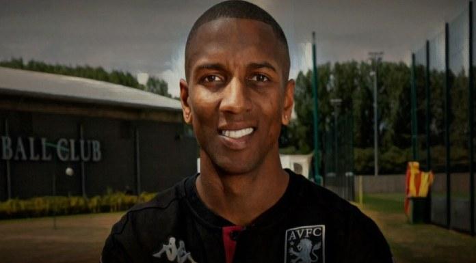 Ashley Young signs Aston Villa