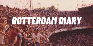 Aston Villa Supporter Diary European Cup 1982