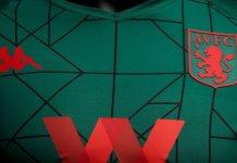 Discounted Aston Villa shirts