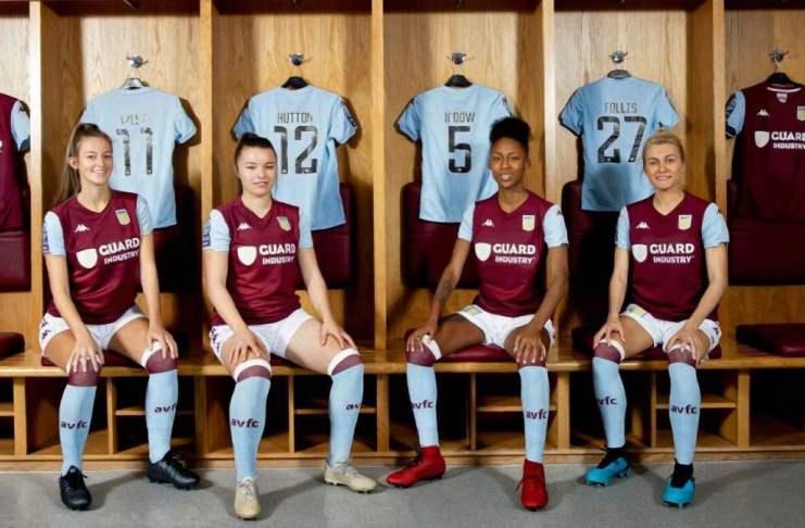 Aston Villa Womens Team