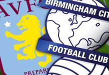 aston villa birmingham city record blues