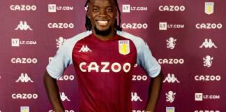 Bertrand Traoré Aston Villa