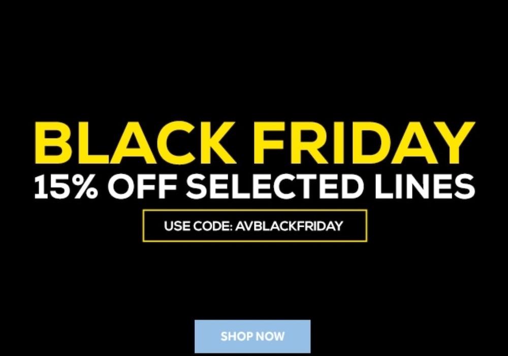 Black Friday Aston Villa