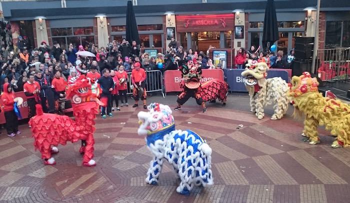 Chinese New Year Birmingham