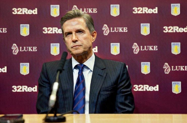 Christian Purslow Aston Villa CEO