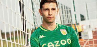 Emiliano Martinez Aston Villa sign
