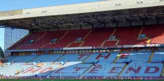 Behind Closed doors Villa Park