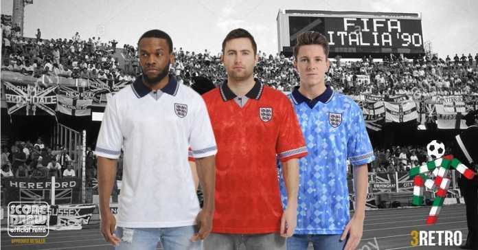 England Retro