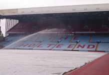 holte end preseason