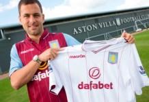 Joe Cole Aston Villa