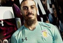 Lewis Grabban Aston Villa