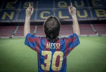 messi dvd competition