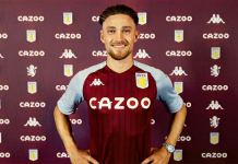 Aston Villa Sign Matty Cash
