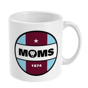 My Old Man Said Mug Logo