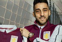 Neil Taylor Aston Villa